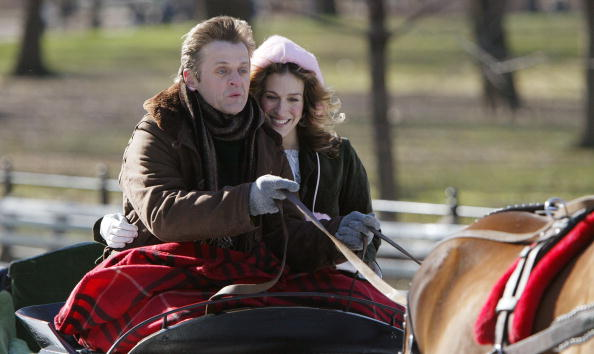 HBO「Sex and the City Filming in Central Park」:写真・画像(2)[壁紙.com]
