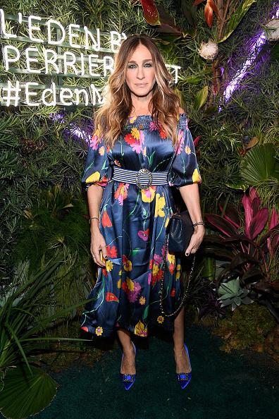 Sarah Jessica Parker「L'Eden By Perrier-Jouet Opening Night In Partnership With Vanity Fair」:写真・画像(2)[壁紙.com]