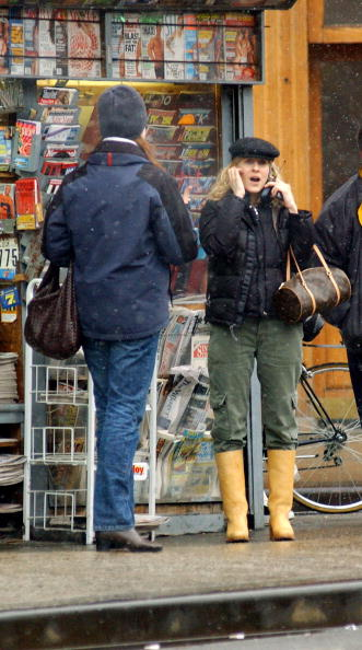 West Village「Sarah Jessica Parker In West Village」:写真・画像(0)[壁紙.com]
