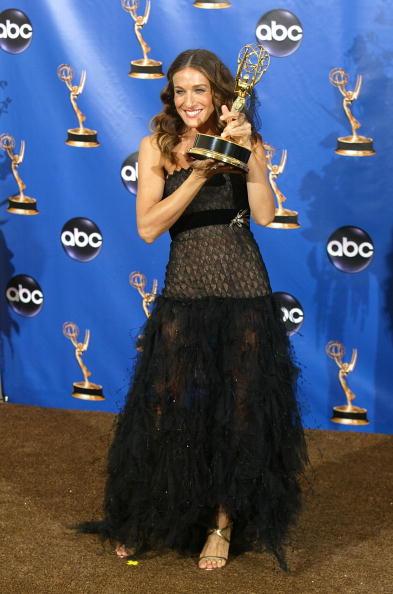 Sarah Jessica Parker「56th Annual Primetime Emmy Awards - Press Room」:写真・画像(11)[壁紙.com]