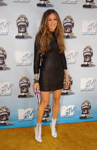 Ankle Boot「17th Annual MTV Movie Awards - Arrivals」:写真・画像(6)[壁紙.com]