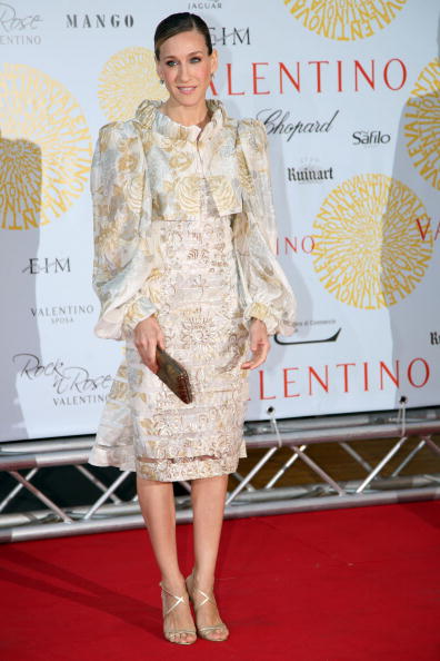 Sarah Jessica Parker「'Valentino In Rome, 45 Years Of Style' Exhibition Opening」:写真・画像(15)[壁紙.com]