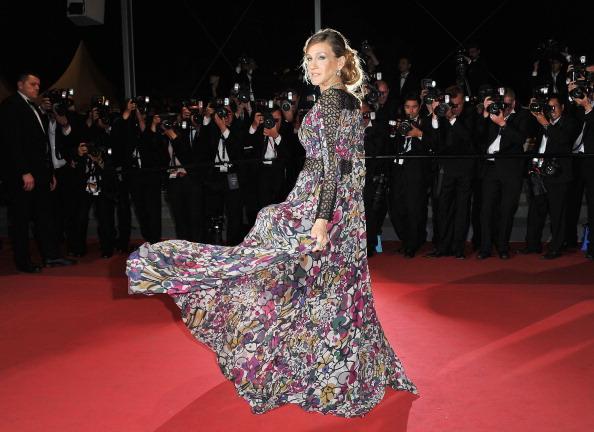 "Sleeved Dress「""Wu Xia"" Premiere - 64th Annual Cannes Film Festival」:写真・画像(15)[壁紙.com]"
