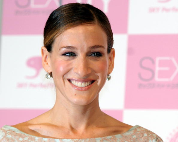 """Sarah Jessica Parker「Sarah Jessica Parker Promotes The DVD Release Of The Final Season Of """"Sex And The City"""" In Tokyo」:写真・画像(6)[壁紙.com]"""