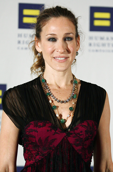 Sleeveless Dress「9th Annual Greater New York Human Rights Campaign Gala」:写真・画像(12)[壁紙.com]