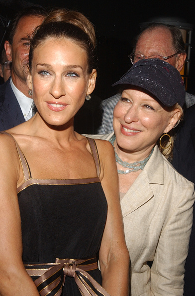 Sarah Jessica Parker「New York Restoration project and The First Boathouse On the Harlem River」:写真・画像(3)[壁紙.com]