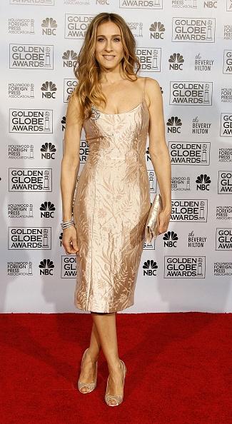 Sarah Jessica Parker「The 64th Annual Golden Globe Awards - Press Room」:写真・画像(11)[壁紙.com]