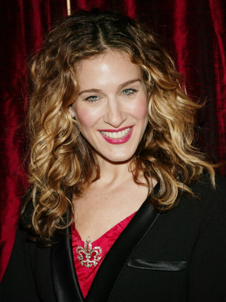 Jewelry「Sarah Jessica Parker Hosts Cartier Building Red Ribbon Unveiling」:写真・画像(17)[壁紙.com]