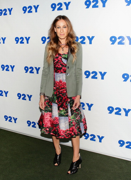 Sarah Jessica Parker「92nd Street Y Presents Sarah Jessica Parker In Conversation With Jonathan Tisch」:写真・画像(12)[壁紙.com]