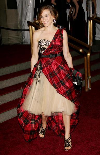 Sarah Jessica Parker「MET Presents Anglomania: The Costume Institute Benefit Gala」:写真・画像(8)[壁紙.com]