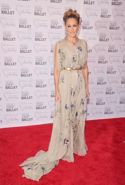 Sarah Jessica Parker「2012 New York City Ballet Fall Gala」:写真・画像(13)[壁紙.com]
