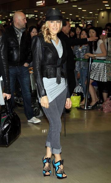 Sarah Jessica Parker「Sarah Jessica Parker Arrives in Japan」:写真・画像(12)[壁紙.com]