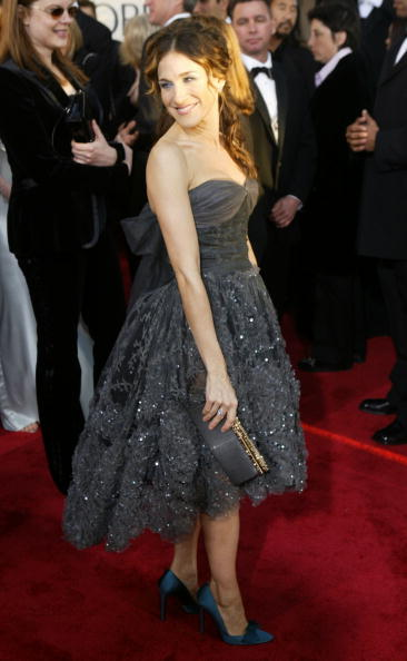 Sarah Jessica Parker「61st Annual Golden Globe Awards - Arrivals」:写真・画像(4)[壁紙.com]