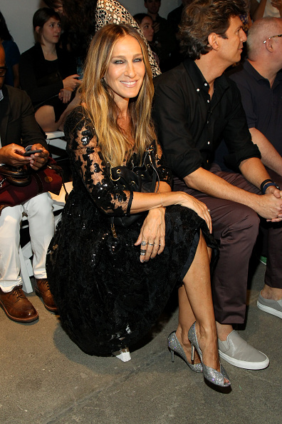 Sarah Jessica Parker「SheaMoisture at Tracy Reese S/S 2016 NYFW - Backstage」:写真・画像(16)[壁紙.com]