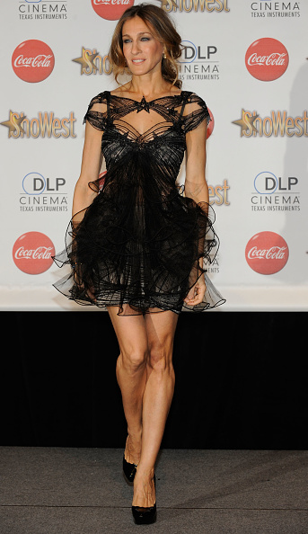Sarah Jessica Parker「ShoWest 2010 Awards Ceremony - Arrivals」:写真・画像(6)[壁紙.com]