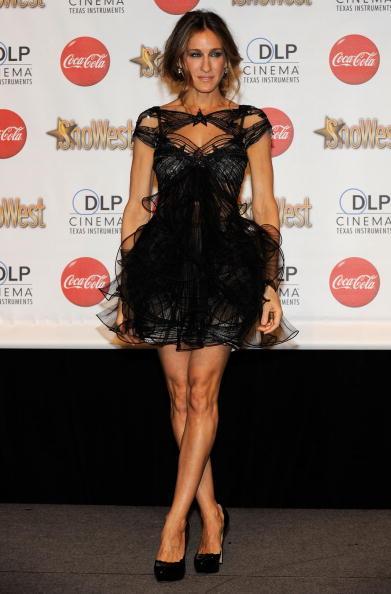 Black Color「ShoWest 2010 Awards Ceremony - Arrivals」:写真・画像(2)[壁紙.com]