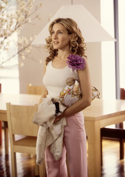 Clutch Bag「Actress Sarah Jessica Parker...」:写真・画像(0)[壁紙.com]