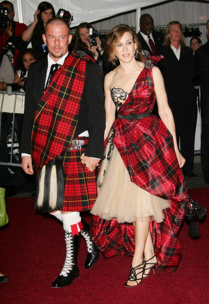 Alexander McQueen - Designer Label「MET Presents Anglomania: The Costume Institute Benefit Gala」:写真・画像(0)[壁紙.com]