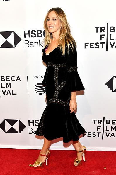 """Sarah Jessica Parker「""""Blue Night"""" - 2018 Tribeca Film Festival」:写真・画像(11)[壁紙.com]"""