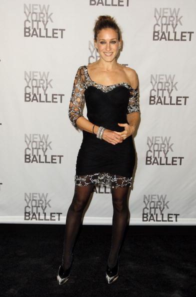 Sarah Jessica Parker「New York City Ballet's Opening Night Celebration」:写真・画像(11)[壁紙.com]