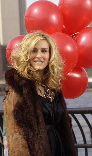 HBO「Sarah Jessica Parker Films Sex and the City Promo Video」:写真・画像(1)[壁紙.com]