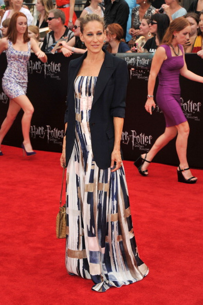 """Chiffon「""""Harry Potter And The Deathly Hallows: Part 2"""" New York Premiere - Arrivals」:写真・画像(12)[壁紙.com]"""