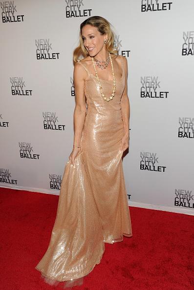 Sarah Jessica Parker「New York City Ballet 2010 Fall Gala」:写真・画像(13)[壁紙.com]