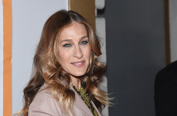 "Sarah Jessica Parker「""It's Only A Play"" Broadway Re-Opening Night」:写真・画像(12)[壁紙.com]"