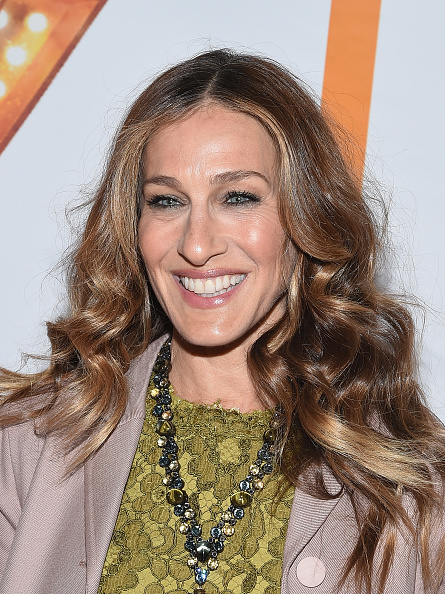 """Sarah Jessica Parker「""""It's Only A Play"""" Broadway Re-Opening Night」:写真・画像(16)[壁紙.com]"""