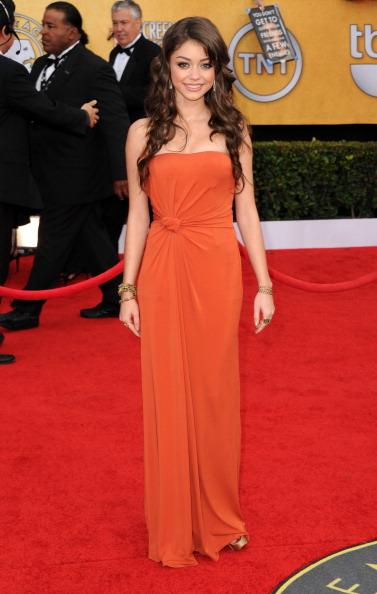 Strapless Dress「17th Annual Screen Actors Guild Awards - Arrivals」:写真・画像(8)[壁紙.com]