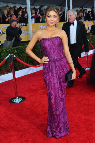 Purple Dress「19th Annual Screen Actors Guild Awards - Red Carpet」:写真・画像(18)[壁紙.com]