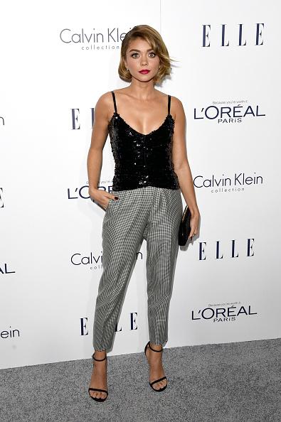 ショートヘア「The 22nd Annual ELLE Women In Hollywood Awards - Arrivals」:写真・画像(15)[壁紙.com]