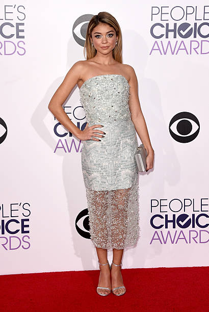 The 41st Annual People's Choice Awards - Arrivals:ニュース(壁紙.com)