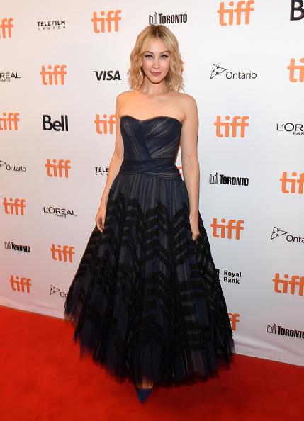 "Medium-length Hair「The World Premiere of Netflix and CBC Limited Series ""Alias Grace"" at the Toronto Film Festival」:写真・画像(8)[壁紙.com]"