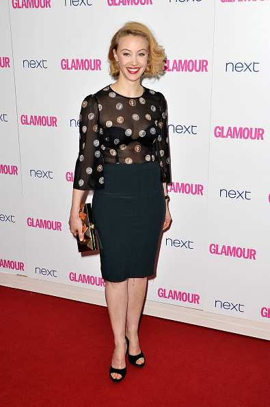 Clutch Bag「Glamour Women Of The Year Awards - Arrivals」:写真・画像(2)[壁紙.com]