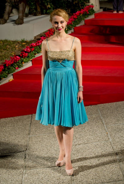"Palazzo del Cinema「""The Moth Diaries"" Premiere - 68th Venice Film Festival」:写真・画像(7)[壁紙.com]"