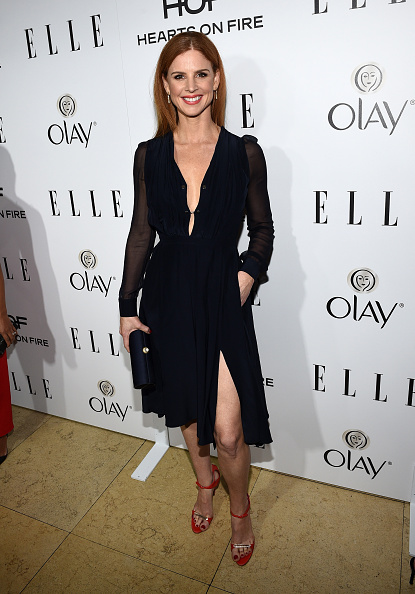 Slit - Clothing「ELLE's Annual Women In Television Celebration」:写真・画像(4)[壁紙.com]