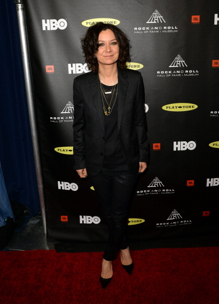 Black Shoe「28th Annual Rock And Roll Hall Of Fame Induction Ceremony - Arrivals」:写真・画像(7)[壁紙.com]