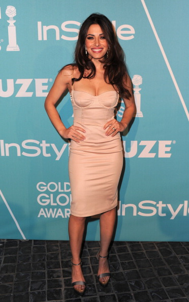Form Fitted「The Hollywood Foreign Press Association & InStyle Introduce Miss Golden Globe」:写真・画像(19)[壁紙.com]