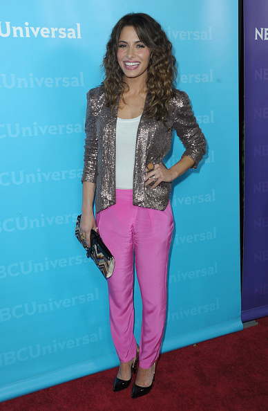 Sequin Jacket「NBC Universal 2012 Winter TCA Press Tour All-Star Party」:写真・画像(10)[壁紙.com]