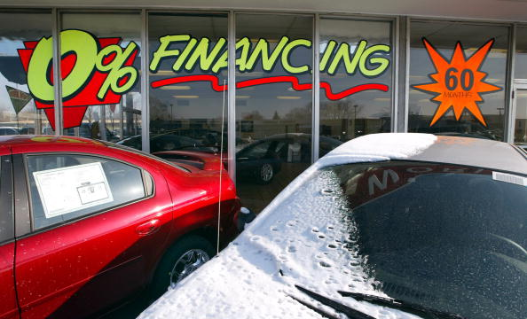 Car Dealership「Autor Retailers Push Zero Percent End-Of-Year Sales」:写真・画像(10)[壁紙.com]