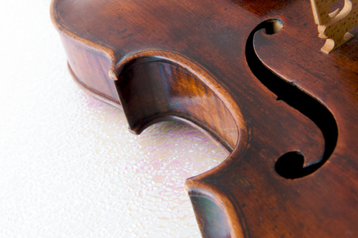 Violin「Violin F-hole」:スマホ壁紙(12)