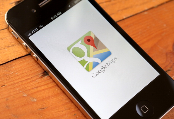 Google - Brand-name「Google Maps Returns To Apple's iPhone」:写真・画像(4)[壁紙.com]