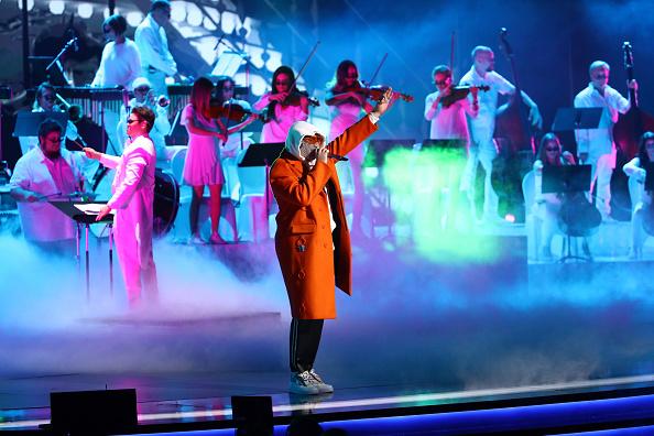 Rich Fury「20th Annual Latin GRAMMY Awards - Show」:写真・画像(10)[壁紙.com]