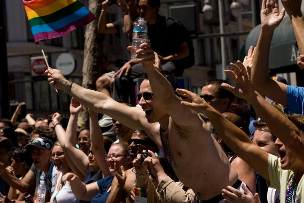 Bisexuality「San Franciscans Celebrate Gay Pride」:写真・画像(5)[壁紙.com]