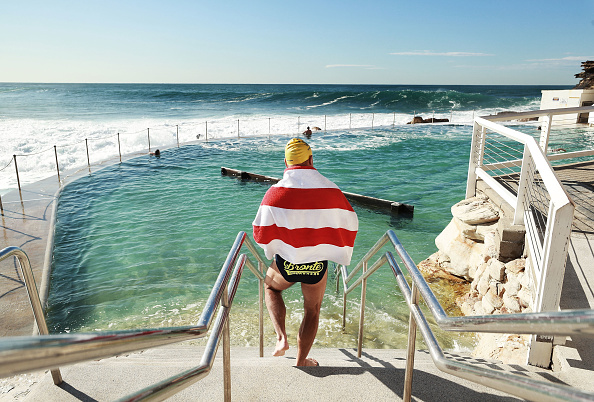 Swimming「Sydney Swimmers Race At World's Oldest Winter Swimming Club」:写真・画像(19)[壁紙.com]