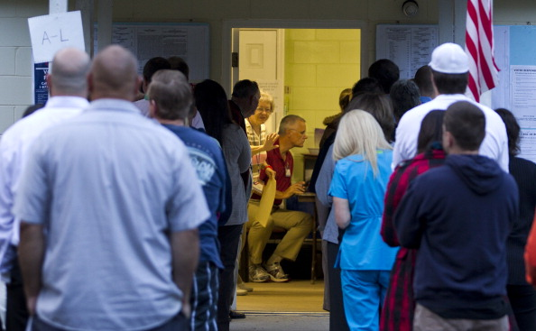 Florida - US State「U.S. Citizens Head To The Polls To Vote In Presidential Election」:写真・画像(16)[壁紙.com]