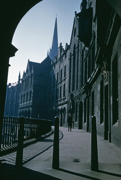 Bollard「Edinburgh Street」:写真・画像(6)[壁紙.com]