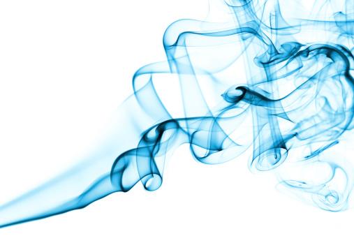 Fractal「Puff of smoke」:スマホ壁紙(16)