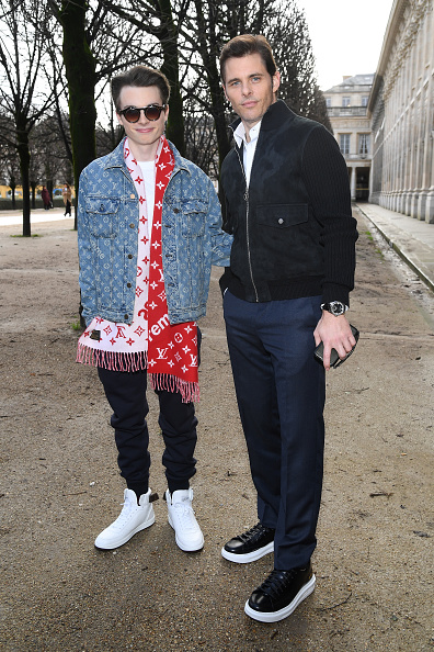 Pascal Le Segretain「Louis Vuitton : Front Row - Paris Fashion Week - Menswear F/W 2018-2019」:写真・画像(11)[壁紙.com]